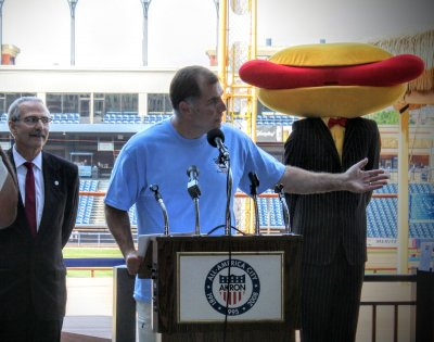 2015 National Hamburger Festival in Akron, Ohio - 10th Anniversary