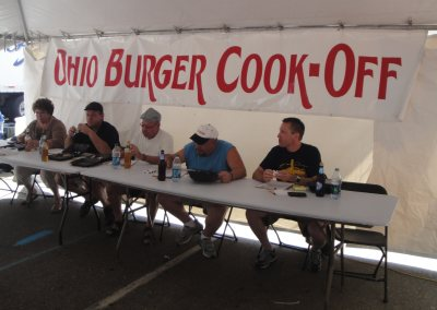 Hamburger Festival Judges
