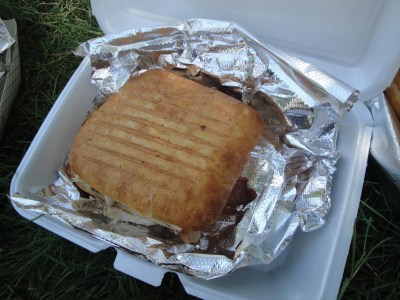 Chicken Panini - Nosh Box