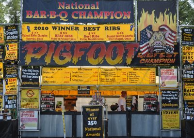 Pigfoot BBQ